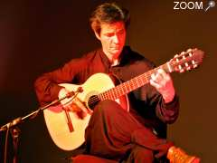 photo de RECITAL GUITARE ANDALOUSE CLASSIQUE